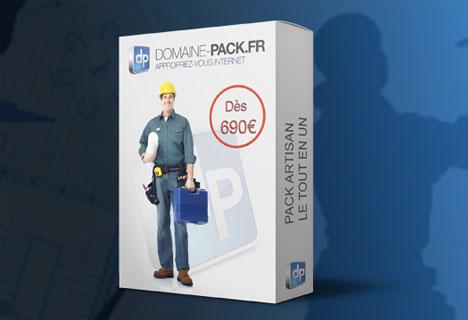 Pack Site Web Artisan