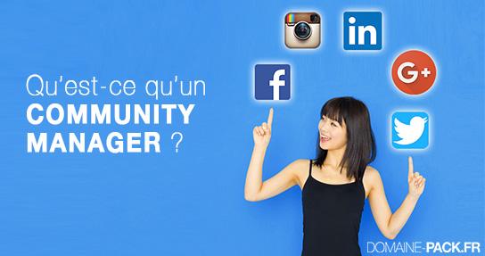 Qu Est Ce Qu Un Community Manager Domaine Pack Fr