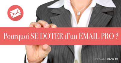 E-mail personnalisé et professionnel