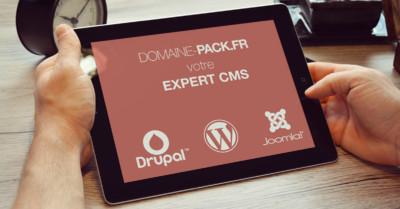 Expert CMS Domaine-Pack.fr