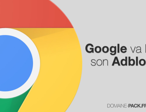 Google Chrome va lancer son Adblocker