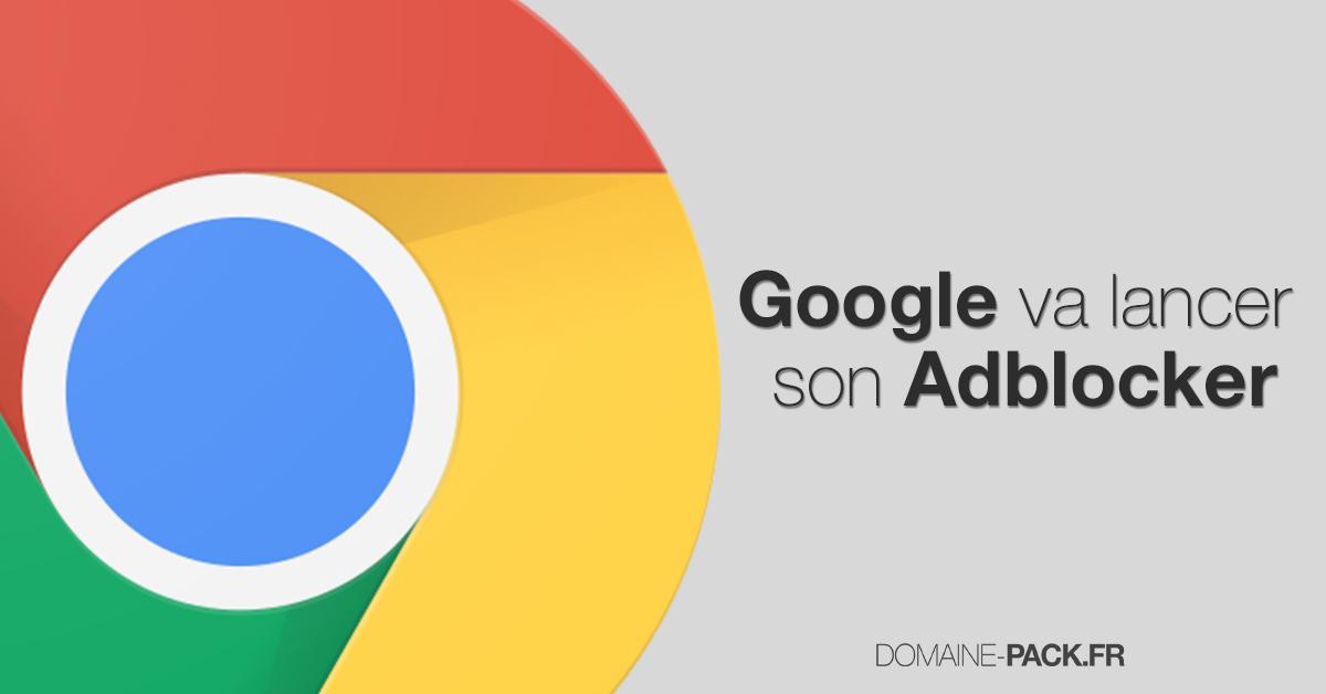 Adblocker par google