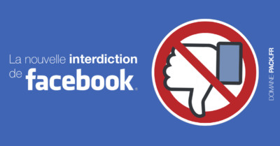 Interdiction Facebook