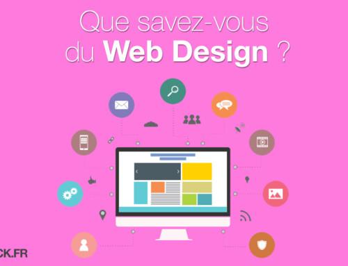 Que savez-vous du Web Design ?