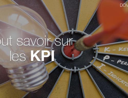 Tout savoir sur les KPI